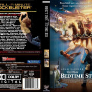 Bedtime Stories (2008) R2 German Custom Cover & Label