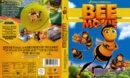 Bee Movie - Das Honigkomplott (2008) R2 German Cover & Label