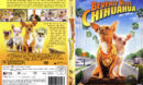 Beverly Hills Chihuahua (2008) R2 German Cover & Label