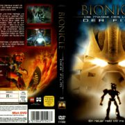 Bionicle – Die Maske des Lichts – Der Film (2003) R2 German Cover & Label