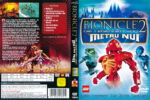 Bionicle 2 – Die Legenden von Metru Nui (2004) R2 German Cover & label