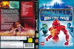Bionicle 2 – Die Legenden von Metru Nui (2004) R2 German Cover & label