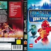 Bionicle 2 - Die Legenden von Metru Nui (2004) R2 German Cover & label