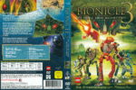 Bionicle 3 – Im Netz der Schatten (2005) R2 German Cover & Label