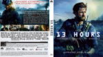 13 Hours – The Secret Soldiers of Benghazi (2016) R2 German Blu-Ray Cover