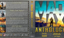 Mad Max Antholgy (1979-2015) R1 Custom Blu-Ray Cover