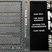 Mad Max Collection (1979-2015) R1 Custom Blu-Ray Cover