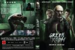 Green Room (2016) R2 GERMAN Custom Cover