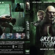 Green Room (2016) R2 GERMAN Custom Cover