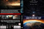 Independence Day: Resurgence (2016) R0 CUSTOM Cover & Label