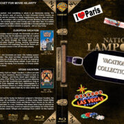Vacation Collection (1983-2003) R1 Custom Blu-Ray Cover