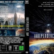 Independence Day 2 – Wiederkehr (2016) R2 GERMAN Custom Cover