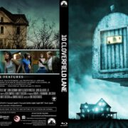 10 Cloverfield Lane (2016) R2 German Custom Blu-Ray Cover & Label