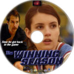 The Winning Season (2010) R1 Custom Label