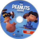 The Peanut's Movie (2016) R1 Custom Label