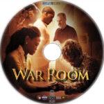 War Room (2015) R1 Custom Label