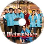 Barber Shop (2002) R1 Custom Label