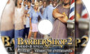 Barber Shop: Back in Business (2004) R1 Custom Label