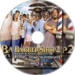 Barber Shop: Back in Business (2004) R1 Custom Label