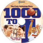 1000 to 1: The Cory Weissman Story (2014) R1 Custom Label