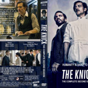 The Knick - Season 2 (2016) R1 Custom Cover & Labels