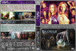 The Final Girls / Krampus Double Feature (2015) R1 Custom Cover