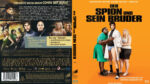 Der Spion und sein Bruder (2016) R2 German Blu-Ray Cover & Label