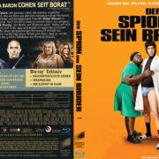 Der Spion und sein Bruder (2016) R2 German Blu-Ray Cover & Label