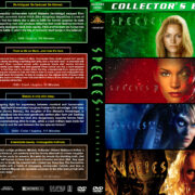 Species Collection (1995-2007) R1 Custom Cover