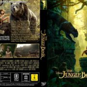 The Jungle Book (2016) R2 GERMAN Custom Cover