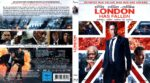 London Has Fallen (2016) R2 German Blu-Ray Cover