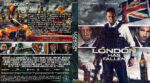 London Has Fallen (2016) R2 V2 German Blu-Ray Cover