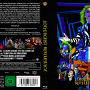 Lottergeist Beetlejuice (1988) R2 German Blu-Ray cover