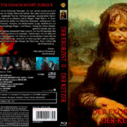 Exorzist II – Der Ketzer (1977) R2 German Blu-Ray Cover