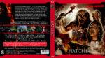 Hatchet (2006) R2 German Blu-Ray Cover