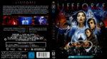 Lifeforce – Die tödliche Bedrohung (1985) R2 German Blu-Ray Cover