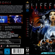 Lifeforce – Die tödliche Bedrohung (1985) R2 German Blu-Ray Cover