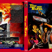 Tanz der Teufel (1981) R2 German Blu-Ray Cover