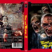 Tanz der Teufel 2 - Jetzt wird noch mehr getanzt (1987) R2 German Blu-Ray Cover