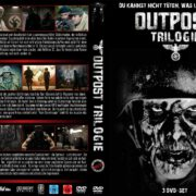 Outpost Trilogie (2013) R2 GERMAN Custom Cover
