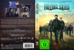 Falling Skies Staffel 2 (2012) R2 German Custom Cover & labels