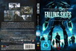 Falling Skies Staffel 3 (2013) R2 German Custom Cover & labels