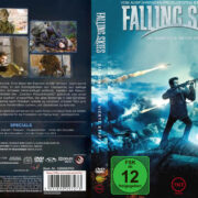 Falling Skies Staffel 4 (2014) R2 German Custom Cover & labels