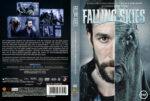 Falling Skies Staffel 5 (2015) R2 German Custom Cover & labels