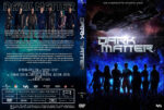 Dark Matter Staffel 1 (2015) R2 German Custom Cover & labels