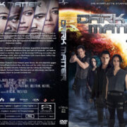 Dark Matter Staffel 2 (2016) R2 German Custom Cover & labels