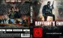 Daylight's End (2016) R2 German Custom Blu-Ray Cover & Label