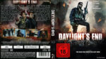 Daylight's End (2016) R2 German Custom Blu-Ray Cover & Label