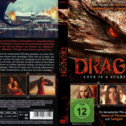 Dragon Love is a Scary Tale (2015) R2 German Custom Cover & label