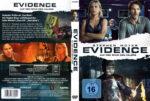 Evidence Auf der Spur des Killers (2013) R2 German Custom Cover & label